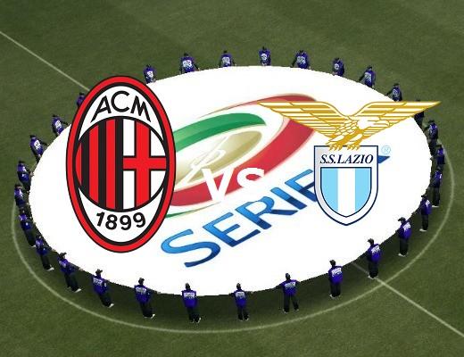 Milan Lazio streaming live gratis. Siti