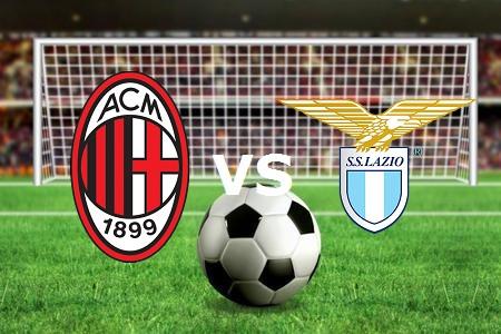Milan Lazio streaming gratis live. Dove