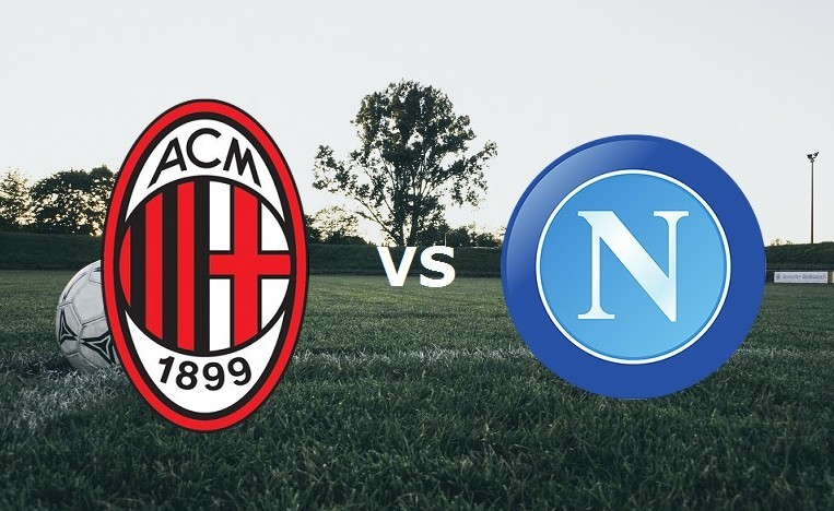 Milan Napoli streaming gratis live adess