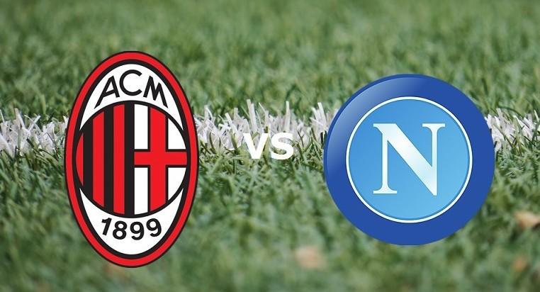 Milan Napoli streaming gratis live non s