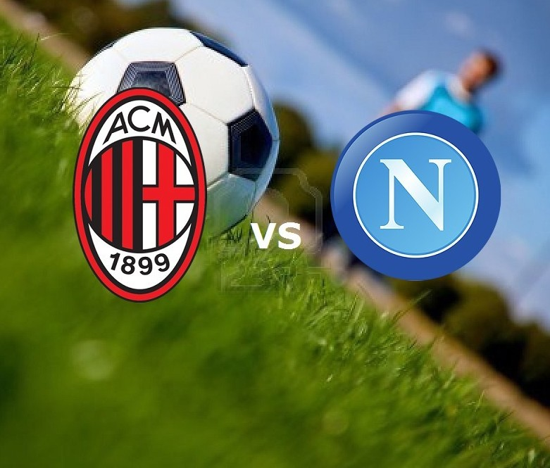 Milan Napoli streaming gratis su siti st