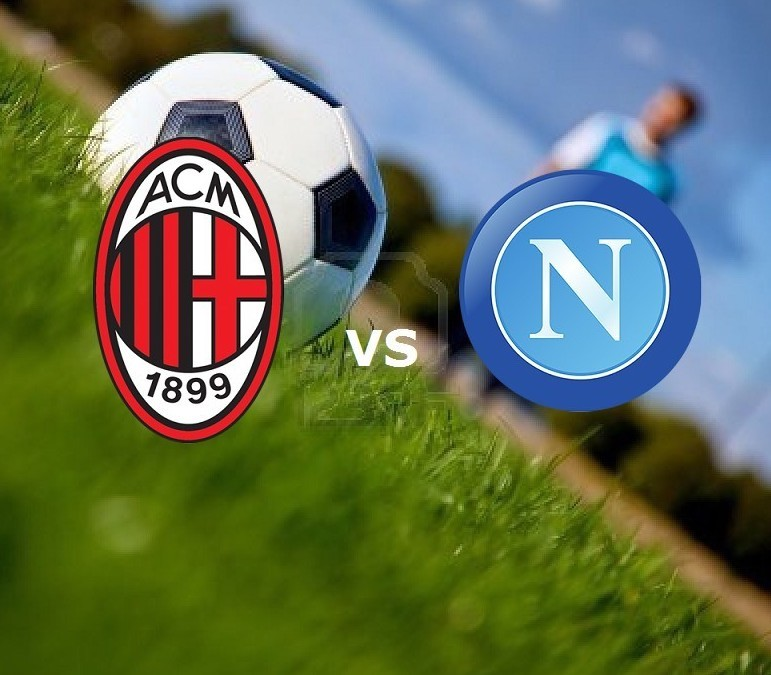 Milan Napoli streaming su link, siti str
