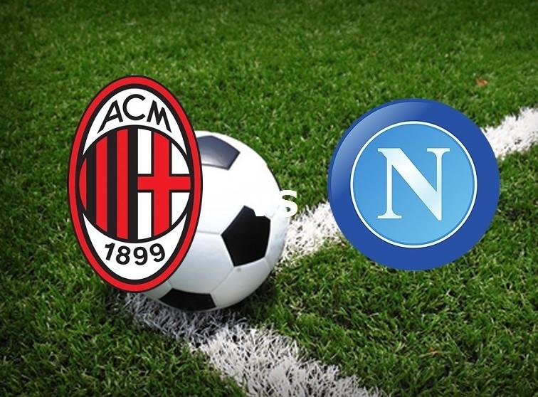 Milan Napoli streaming gratis live su si