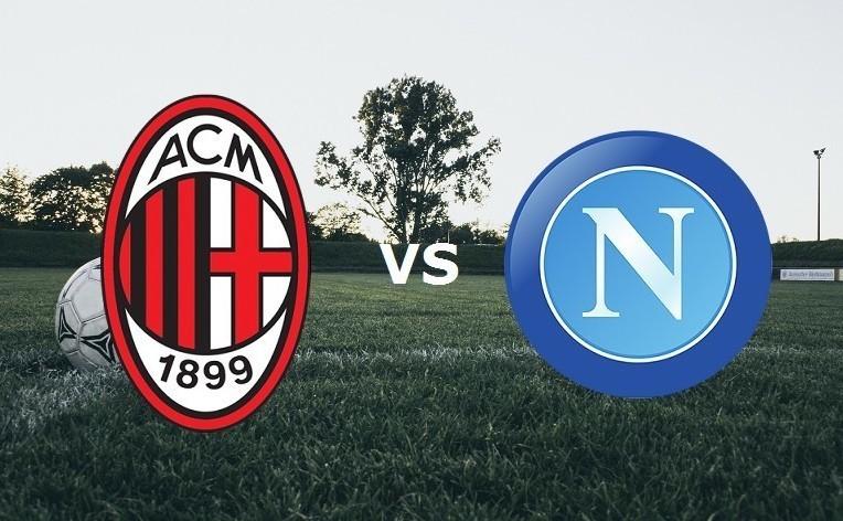 Milan Napoli streaming gratis live diret