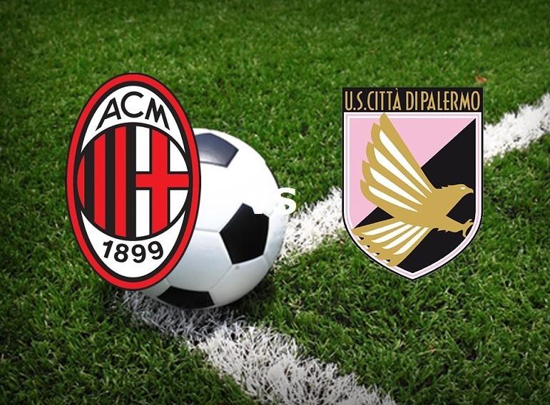 Milan Palermo streaming live gratis. Ved