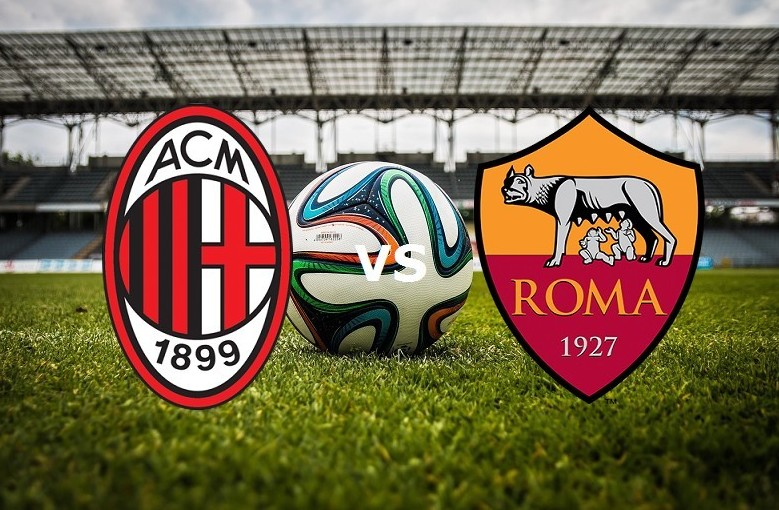 Milan Roma streaming. Vedere