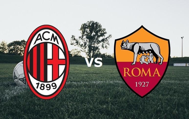 Milan Roma streaming gratis diretta live