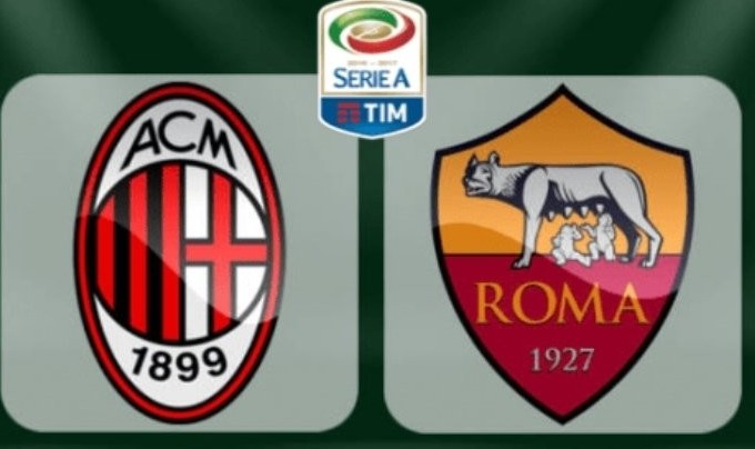 Milan Roma streaming per vedere partita