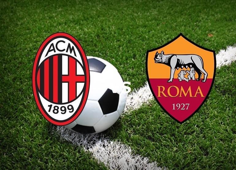 Milan Roma streaming live gratis su link