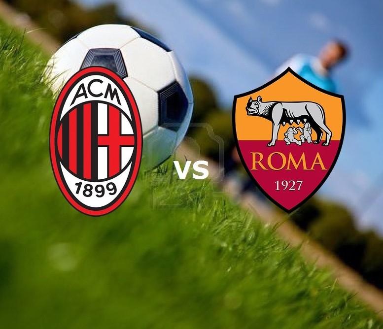 Milan Roma streaming oggi davvero gratis