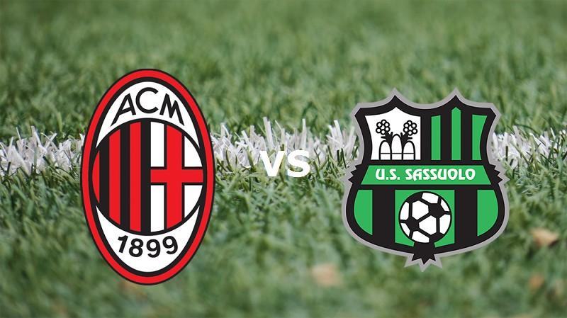 Milan Sassuolo streaming gratis live sit