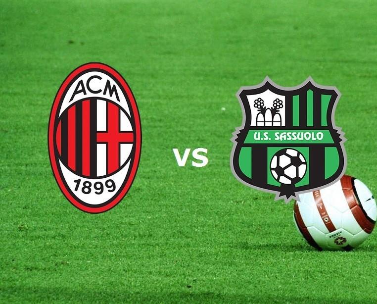 Milan Sassuolo streaming gratis su siti
