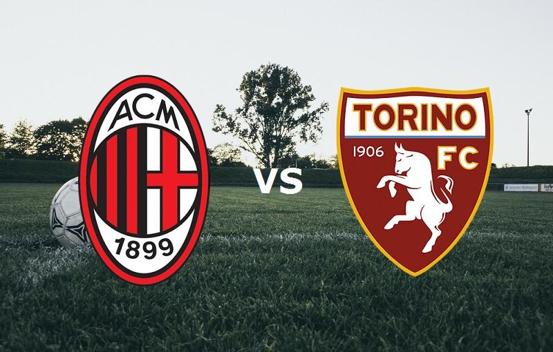 Milan Torino streaming live gratis diret