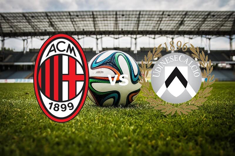 Milan Udinese streaming gratis live per