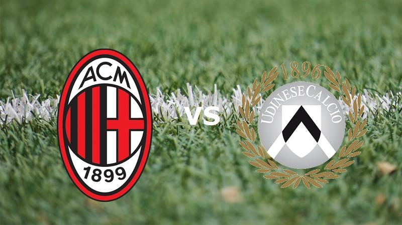 Milan Udinese streaming live gratis. Dov