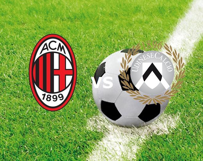 Milan Udinese streaming live gratis dire