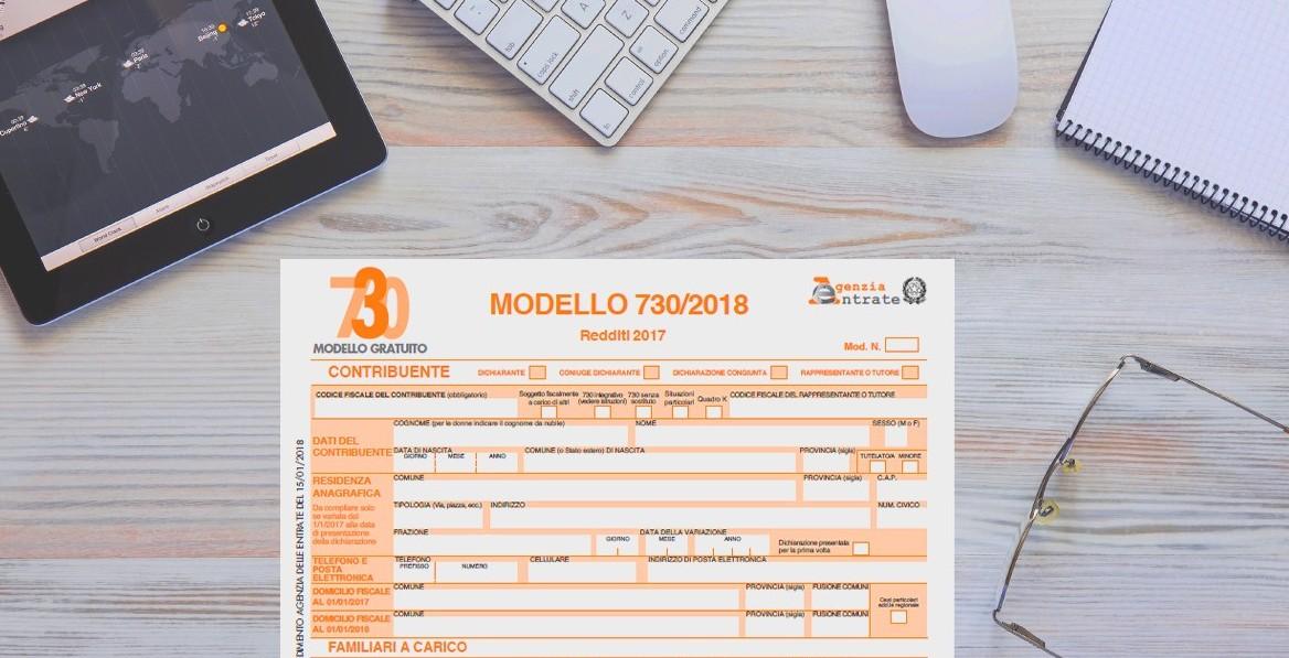 Modello 730/2018 spese mediche estero, d