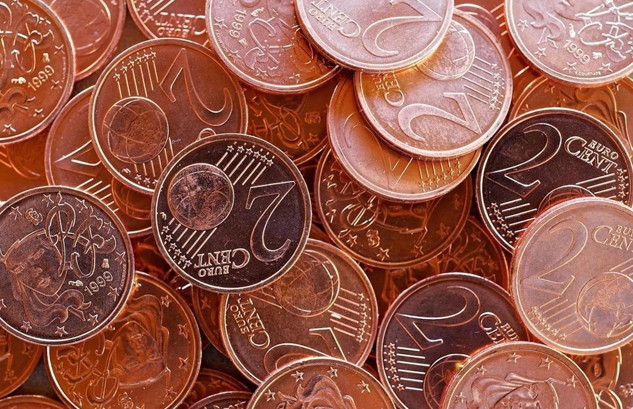 Monete 1, 2 e 5 centesimi da ritirare pe