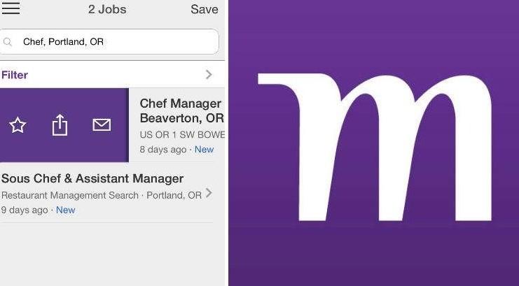 Monster, app che con pochi click aiuta a