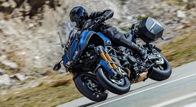 Moto a tre ruote Yamaha Niken: non è uno