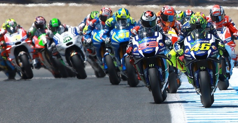 MotoGP streaming gratis link, siti web.