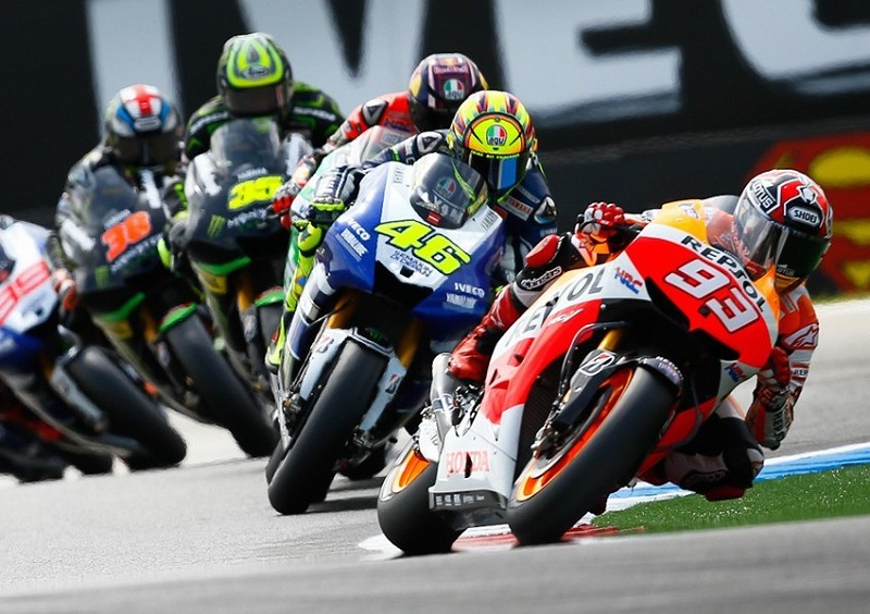 MotoGp Barcellona streaming gratis. Dove
