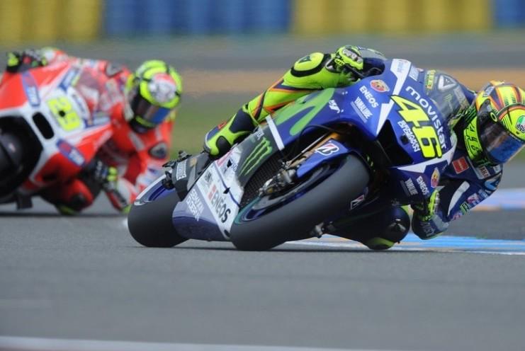 MotoGP Francia streaming live. Vedere gr