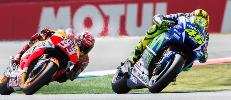 MotoGp Germania streaming live gratis si