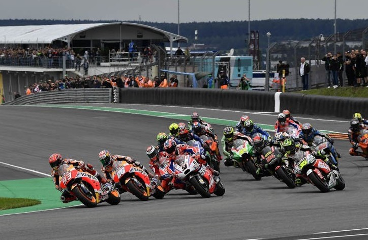 MotoGp Germania streaming su link, Rojad