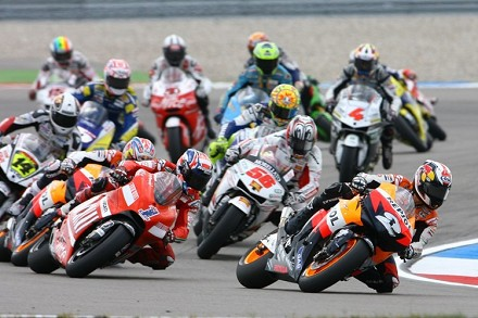 MotoGp, Moto 2 e Mote 3 streaming gratis