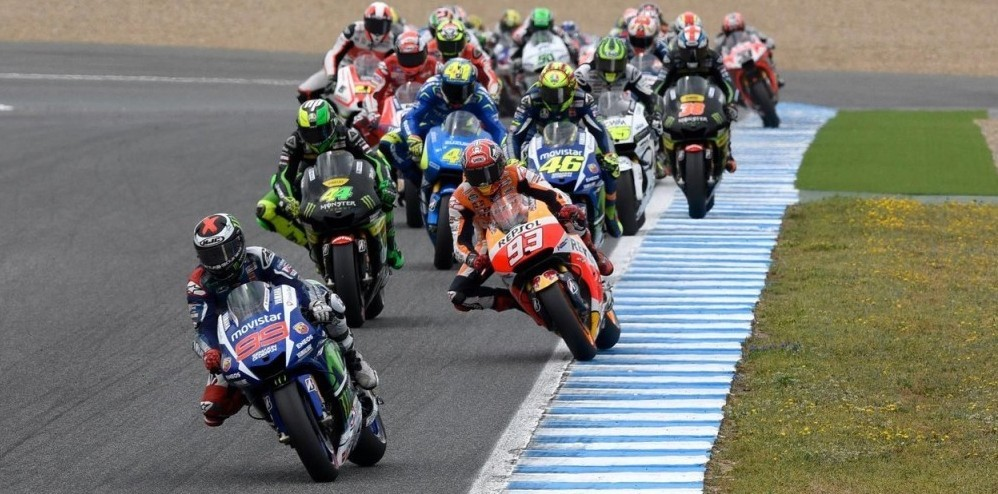 MotoGp, Moto 2, Moto 3 Francia streaming