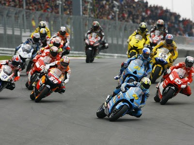 MotoGp, Moto 2, Moto 3 Germania streamin