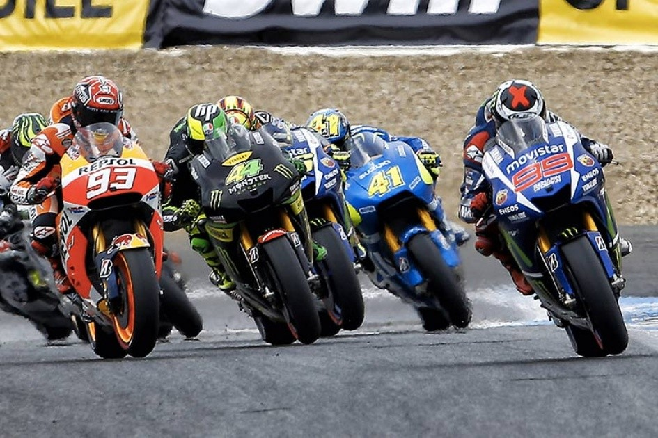 MotoGP, Moto 2, Moto 3 streaming gratis