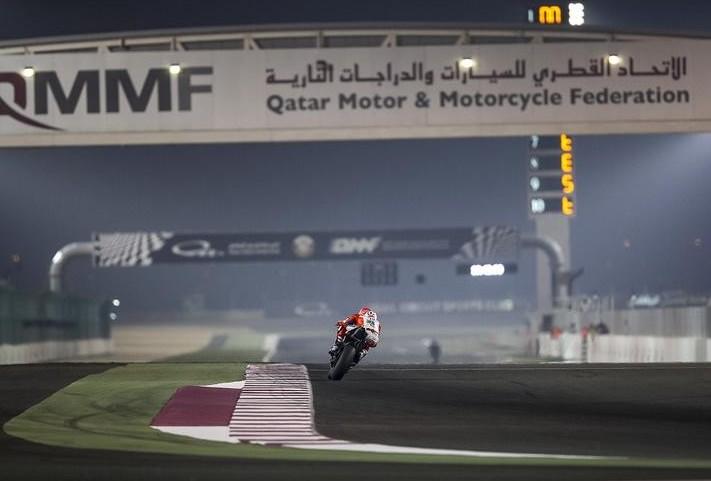MotoGP Qatar streaming gratis live gara