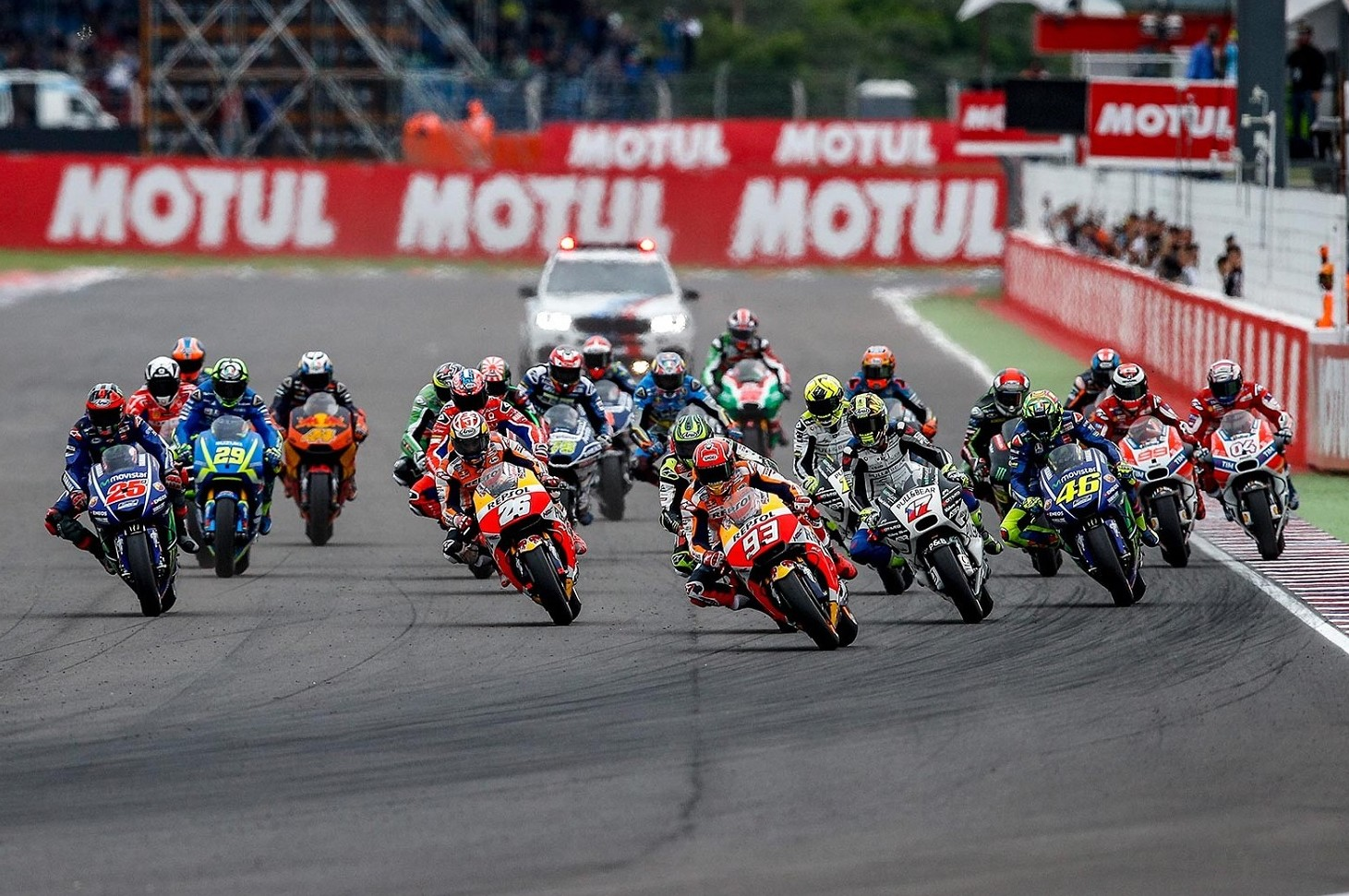MotoGp streaming live gratis. Dove veder