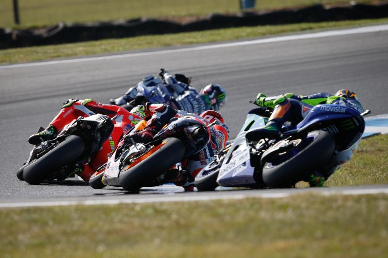 MotoGP streaming Rojadirecta ora gara li