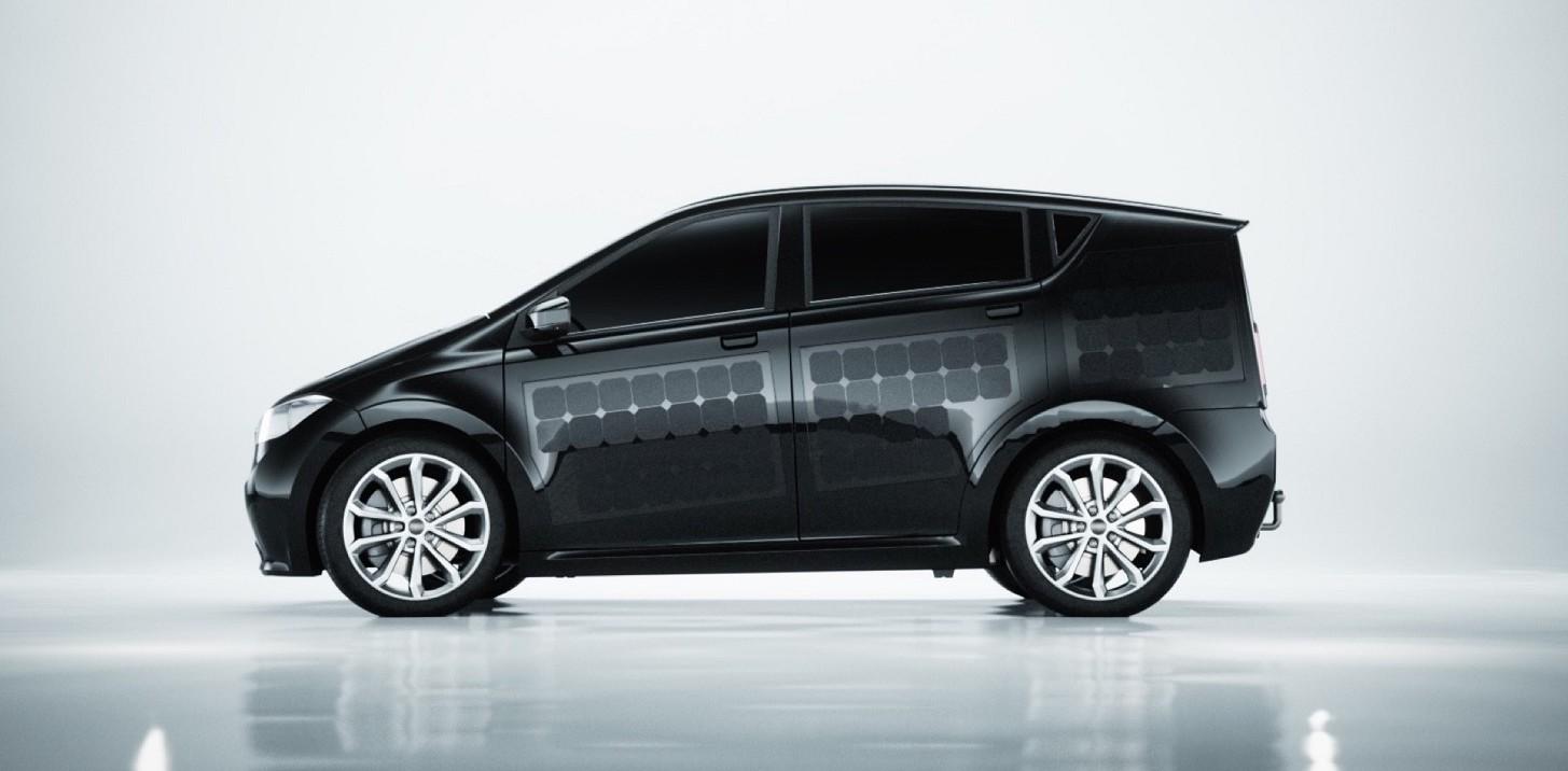 Motors Sion: l'auto elettrica che si