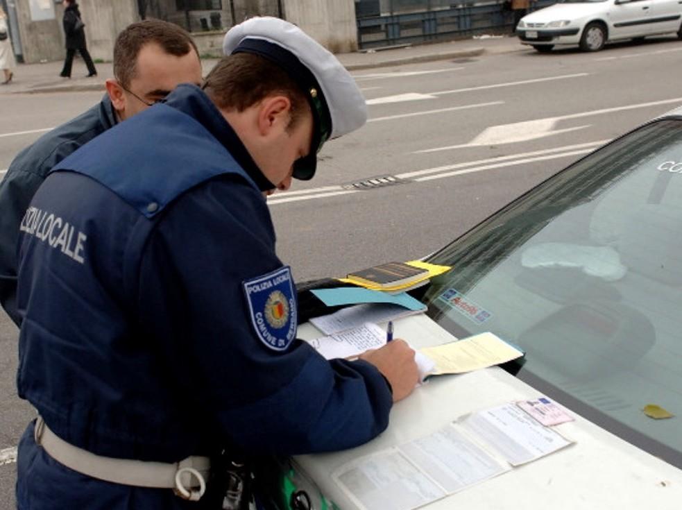 Multe auto e infrazioni stradali. Lista