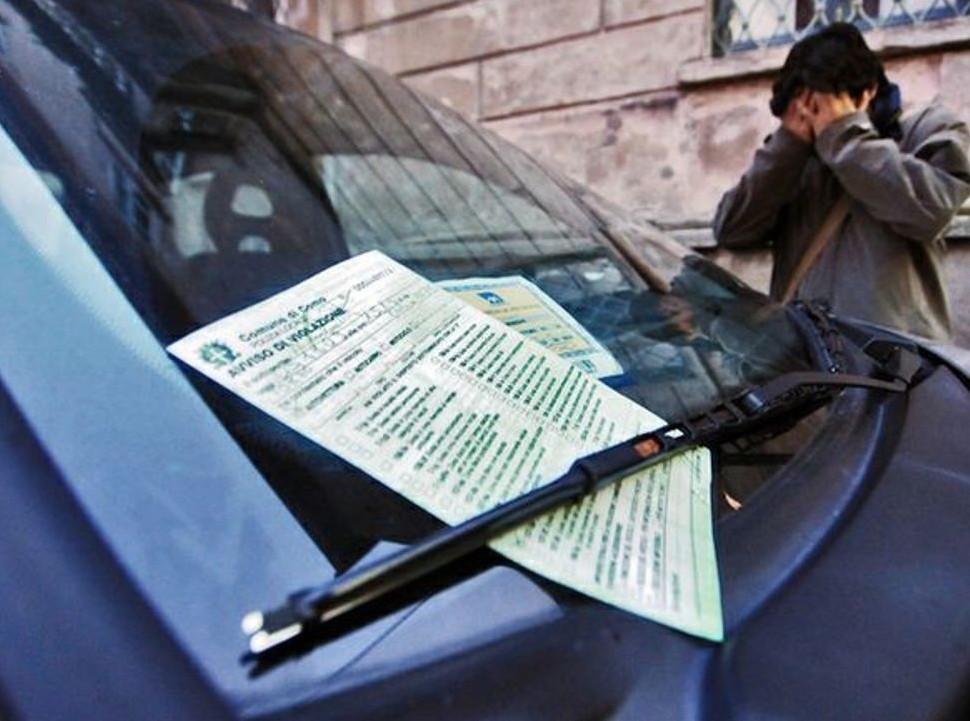 Multe auto e cartelle fisco non pagate,