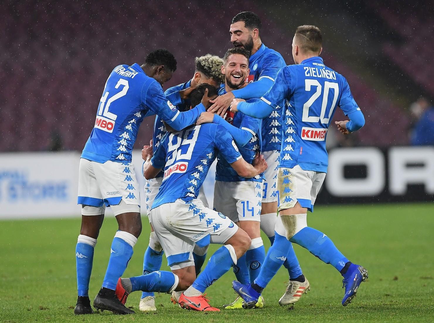 Napoli Arsenal Tv8, Sky o tv straniere o