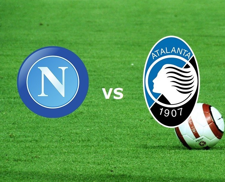 Napoli Atalanta streaming gratis live su