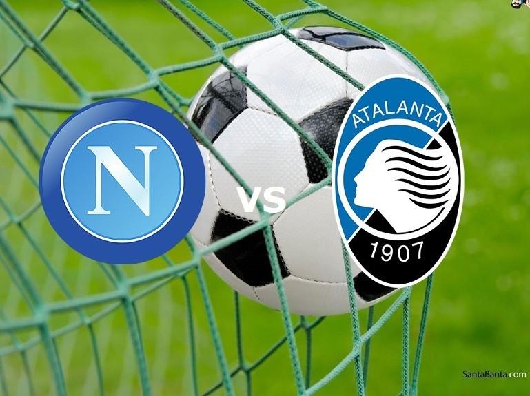Napoli Atalanta streaming gratis live. V