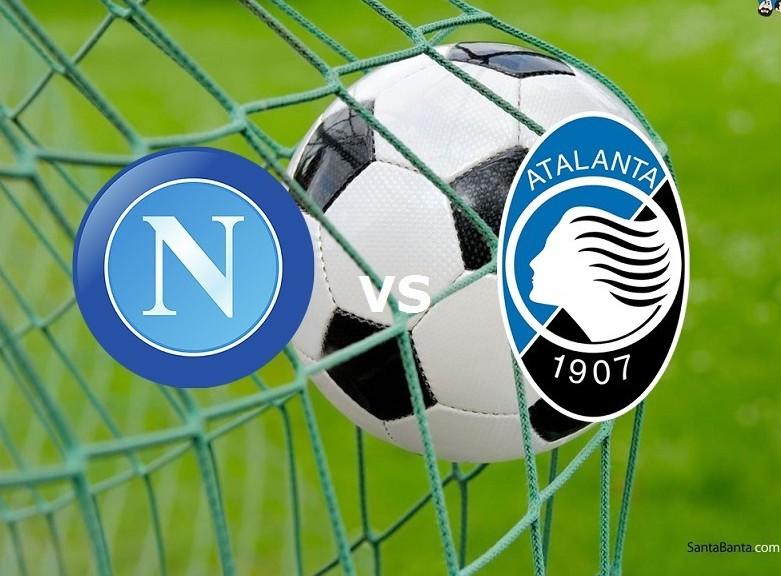 Napoli Atalanta streaming gratis live di