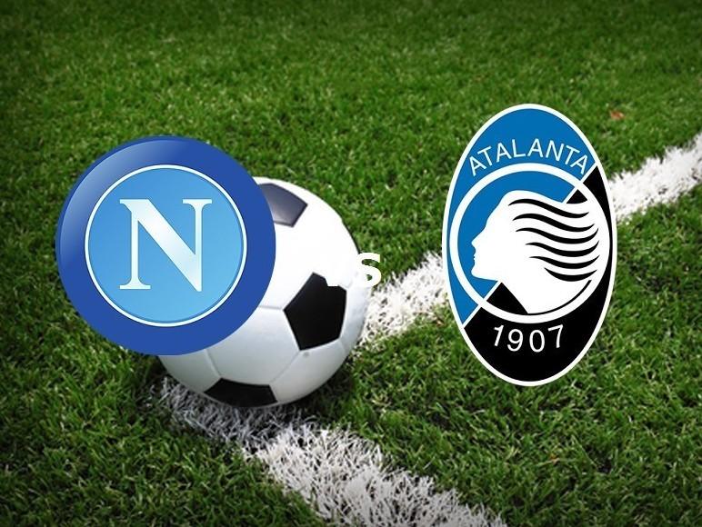 Napoli Atalanta streaming live gratis di