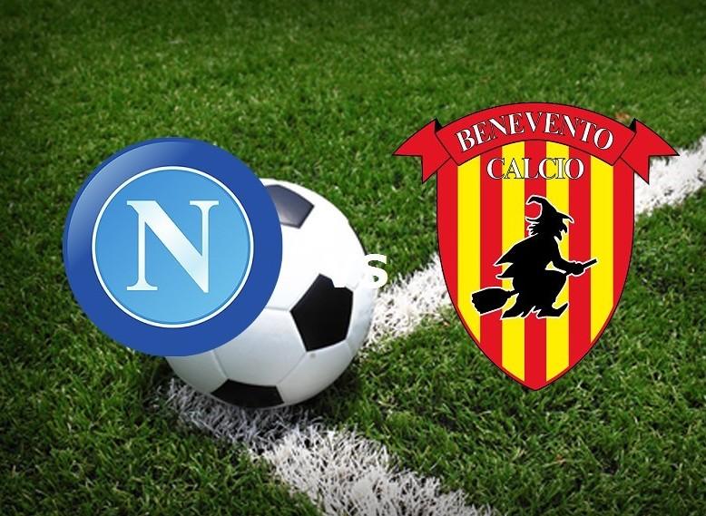 Napoli Benevento streaming senza abbonam