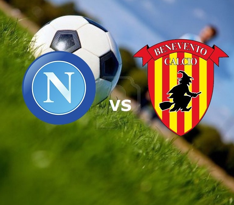 Napoli Benevento streaming