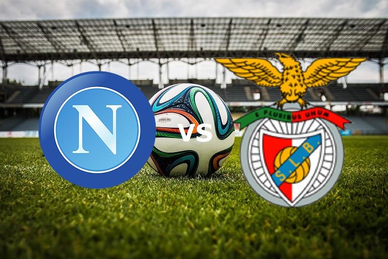Napoli Benfica streaming gratis live lin
