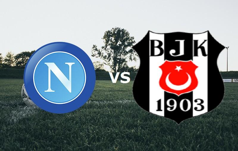 Napoli Besiktas streaming link migliori.