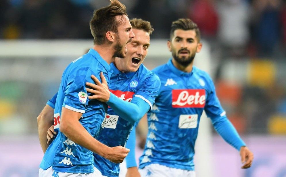 Napoli Bologna streaming. Come fare vede