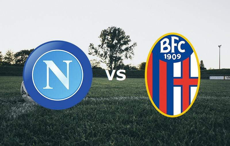 Napoli Bologna streaming live gratis per
